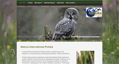 Preview of natura-international.org.pl